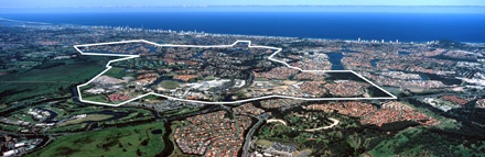 #Robina the masterplanned community developed by Robina Land Corporation