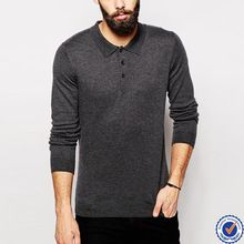 mens new design polo shirt with long sleeve knit fabric   best buy follow this link http://shopingayo.space