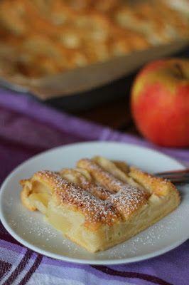 Bajkorada: Jabłka zalewane ciastem, najprostszy jabłecznik