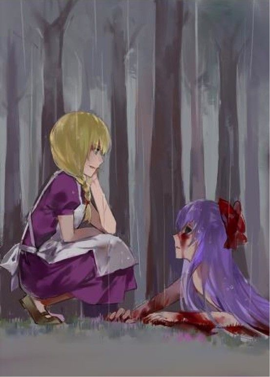 Ellen and Viola - The Witch's House feel bad for the purple one she is the one you got her bodie switched !!!!!!!!!!