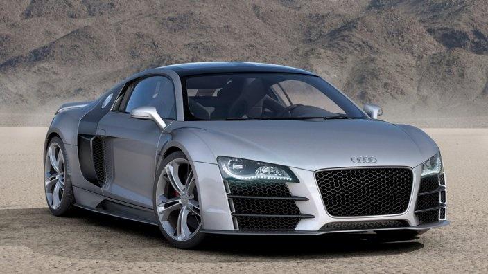 Yolda sürülebilen yeni V12 TDI Macaristandaki Györ tesislerinde imal edildi. Audi R8 TDI Le Mans halen 500 hp gibi muazzam bir güç üretmektedir. 83.0 mm silindir çapı ve 91.4 mm strok ile toplam hacmi 5,934 cc dir. Sadece 684 mm uzunluğundaki bu dizel motoru son derece kompakt ve V8 TDI den yanlızca 166mm daha uzundur. Audi R8 gibi orta motora sahip araçlarda kullanılabilmesi açısında V12 kompakt uzunluğu önem taşımaktadır.