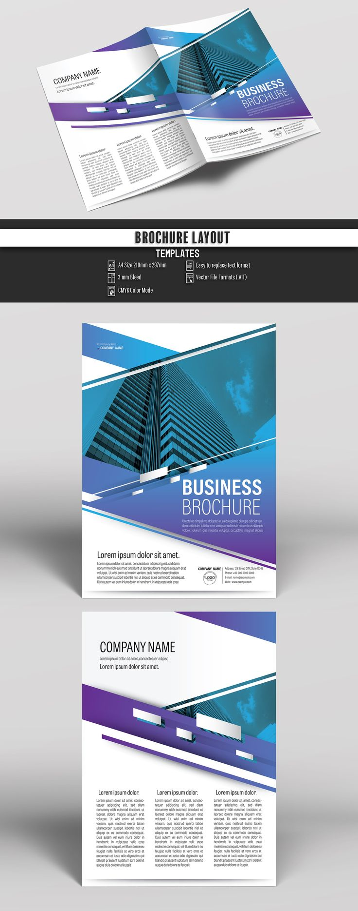 proposal report template%0A Buy this stock template and explore similar templates at Adobe Stock   Brochure  Business  Proposal  Booklet  Flyer  Template  Design  Layout   Cover  Book