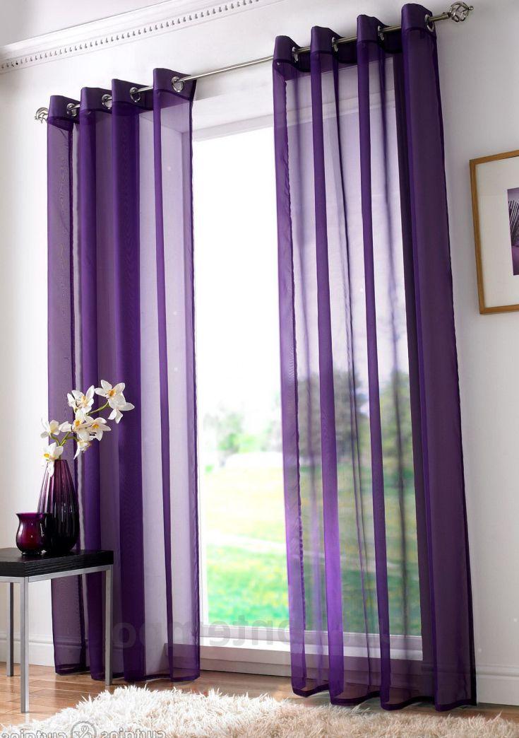 Best 25 Purple Curtains Ideas On Pinterest Purple