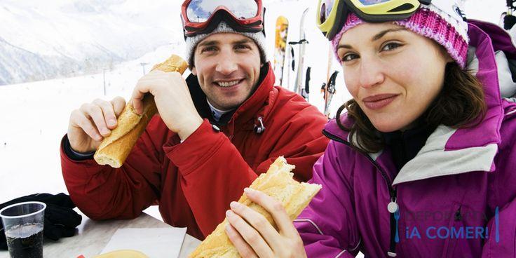 Una buena alimentación, clave para la práctica de deportes de invierno #nutricion #decathlon http://blog.nutriciondeportiva.decathlon.es/2409/una-buena-alimentacion-clave-para-la-practica-de-deportes-de-invierno/