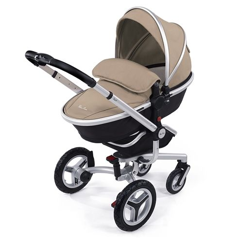 Silver Cross Surf 2 Pram Sand  #silvercross