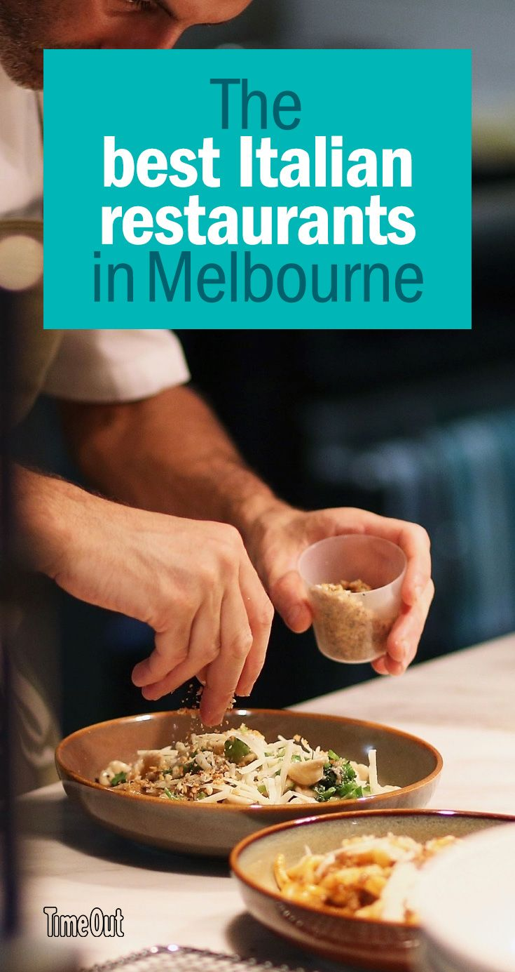 Sample the flavours of Tuscany to Sicily at Melbourne's finest Italian eateries