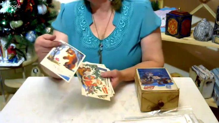 75451969c8186170ed00fc6f5b6f1f9dfacГалина Вакула, коробок - посылка от Деда Мороза. Всё о декоре. Новогодние Встречи.