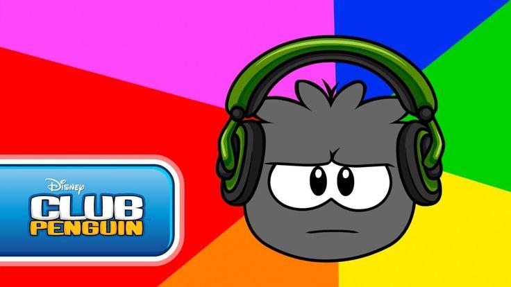 Club Penguin: Dubstep Puffle