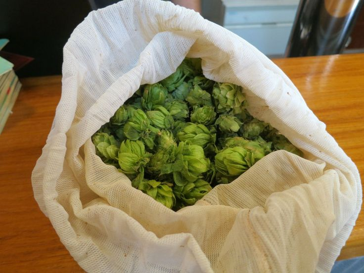 Beaten Track Brewery in Kalgoorlie-Boulder WA... A bag of hops