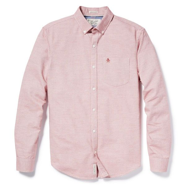 JASPE OXFORD SHIRT // Original Penguin