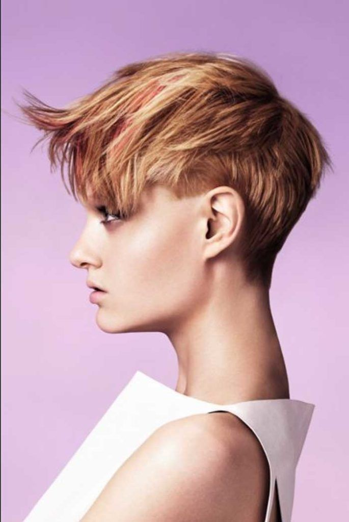 pictures of pixie haircuts 1203 best kurzhaarfrisuren pixie images on 1203