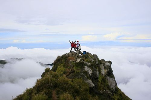 Summit of Mt. Apo