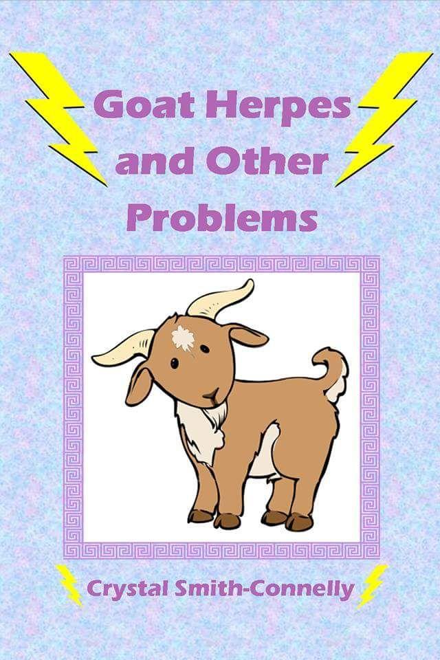 #GodlyAcres #Indiegogo perk: Goat Herpes and Other Problems (signed #paperback) #Greekmythology