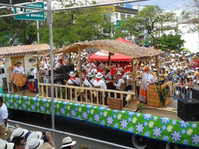 Desfile de Silleteros 2014