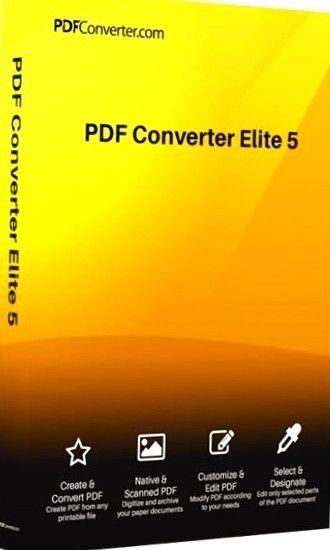 PDF Converter Elite 5 0 7 0