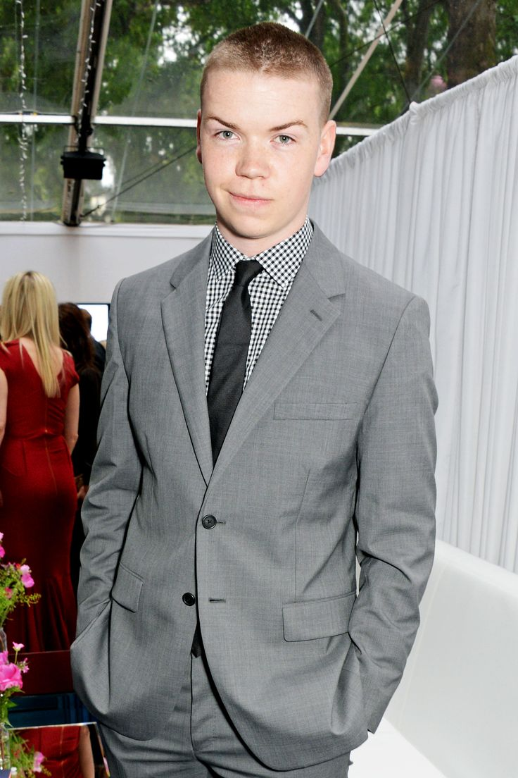 Pedigree: 21-year-old Will Poulter was a student at the Harrodian School in Barnes, famous for its connections to Harrods department store, alongside fellow actors Robert Pattinson and Tom Sturridge. CV: A relative newbie, Will Poulter's big break came in 2014 when he won the BAFTA Rising Star Award for his roles in Wild Bill and We're The Millers. Getty Images  - HarpersBAZAAR.com