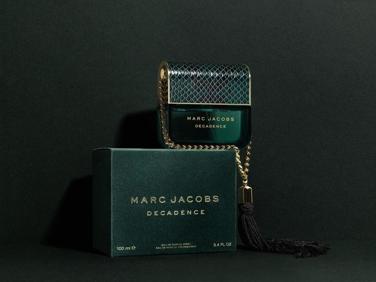 Marc Jacobs' Latest Fragrance: Decadence — The Dieline - Branding & Packaging