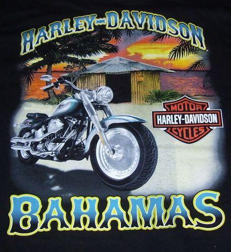 Harley Davidson Bahamas T-Shirt
