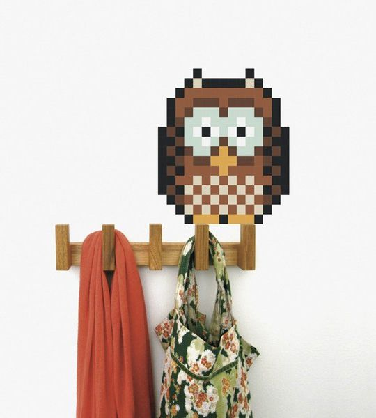 Owl-decor