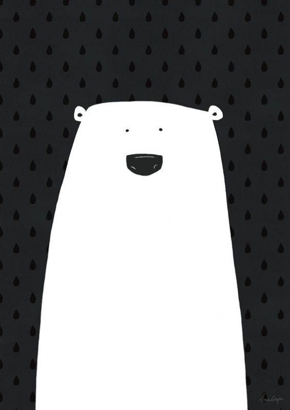 Polar bear [SB0421] uitverkocht
