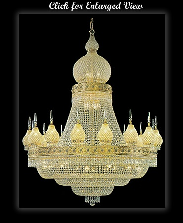 The Winter palace chandelier
