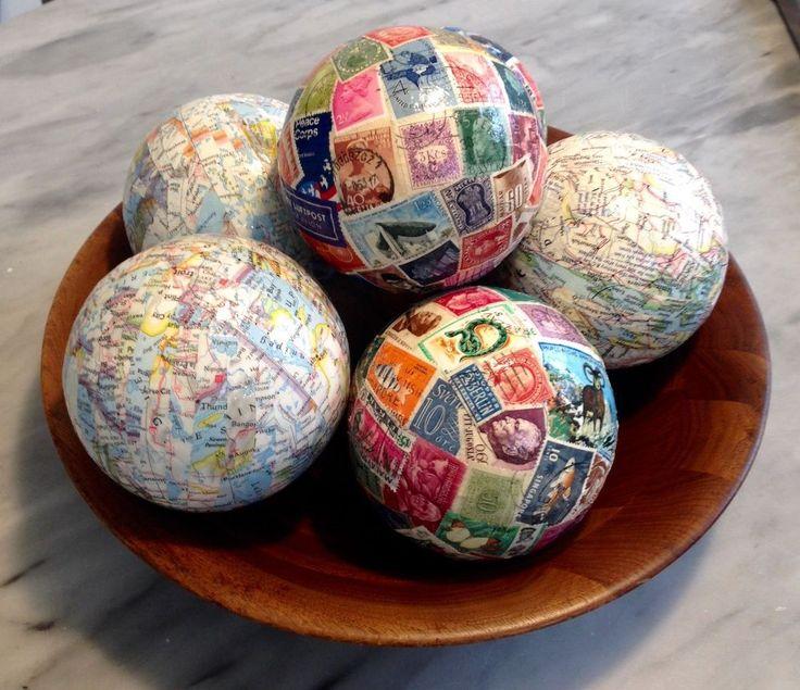 DIY Decorative Spheres