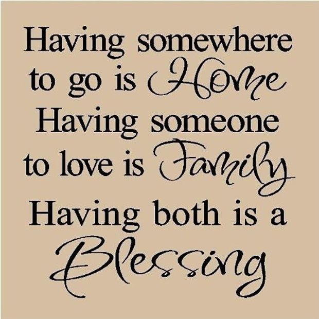 50 Gratitude Memes To Share When You Re Feeling Thankful Family Love Quotes Blessings Quotes Family Home Quotes And Sayings