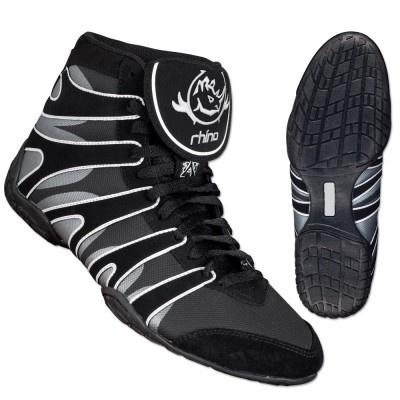 Js Wrestling Shoes Black