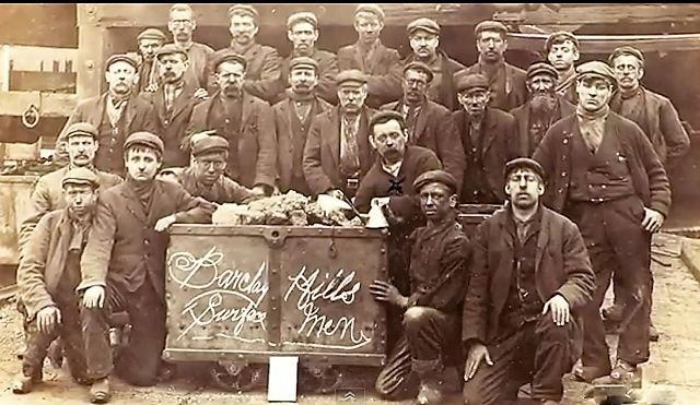 Barclay Hills Surface Miners, Burnley