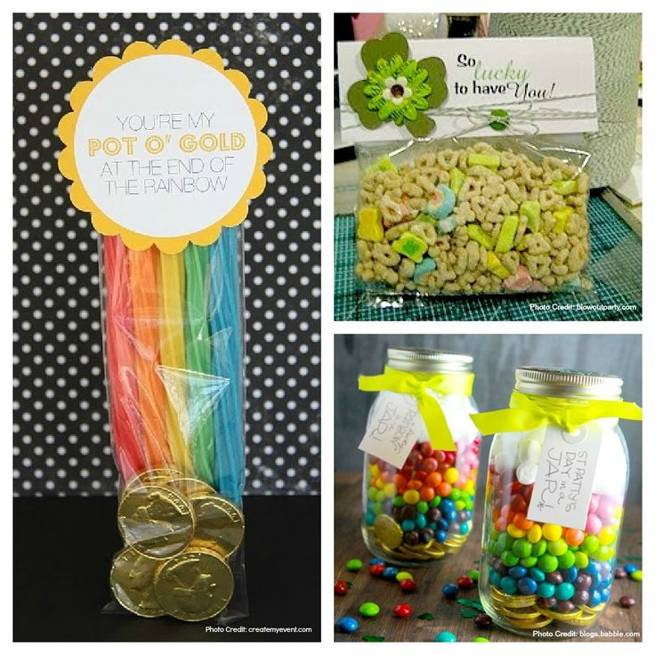 St. Patrick's Day Gift Bags!