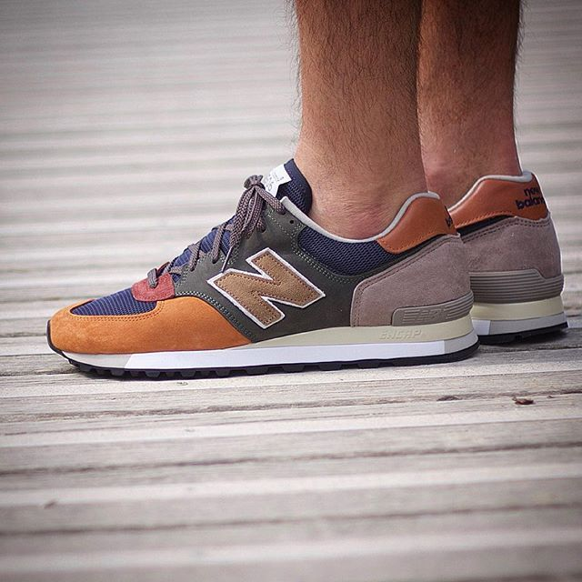 New Balance M575SP Made In England