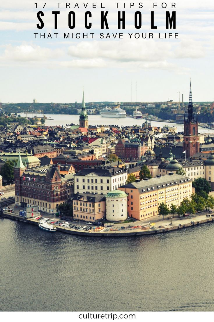 17 Stockholm Travel Tips That Might Save Your Life