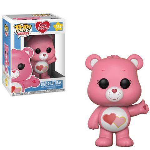 POP Animation - Care Bears - Love-A-Lot Bear