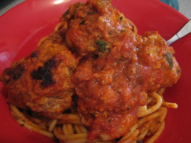 Homemade Italian Meatball Recipe • Longbourn Farm