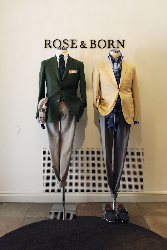 Shopping Stockholm   Rose & Born