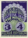 Fillmore Posters :: Bill Graham Posters :: Fillmore West Posters