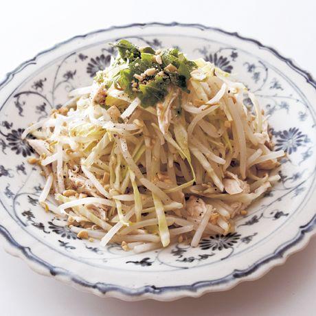 チキンともやしのベトナム風サラダ by瀬戸口しおりさんの料理レシピ - レタスクラブニュース