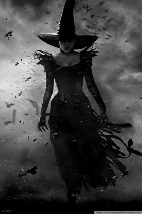 Magick Wicca Witch Witchcraft:  #Witch.                                                                                                                                                     More