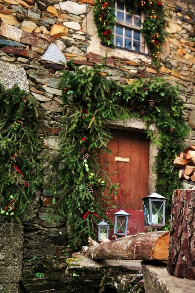 Christmas village | Aldeia-Natal de Cabeça Seia, Serra da Estrela