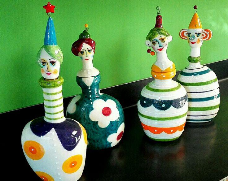 Circensi Italian #ceramics