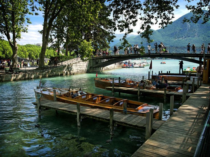 Annecy, France jigsaw puzzle in Street View puzzles on TheJigsawPuzzles.com