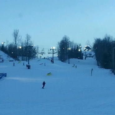 Bittersweet ski/snowboarding resort