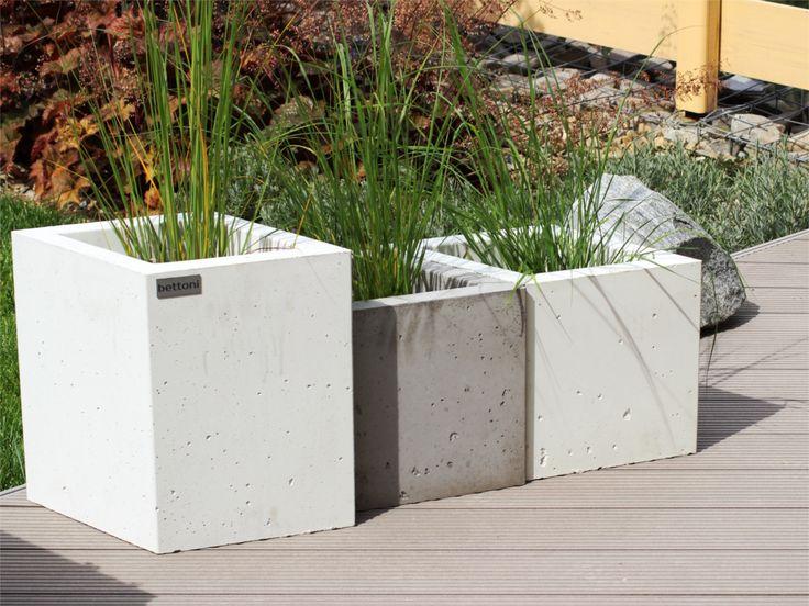 dimond donice betonowe