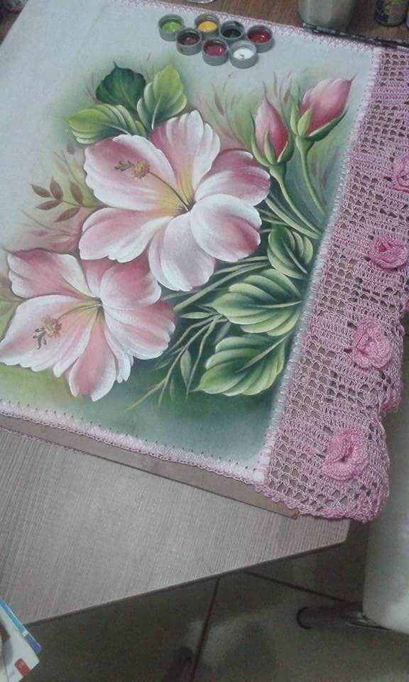 Pinturas - #pinturas | Pintura em tecido | Fabric Painting