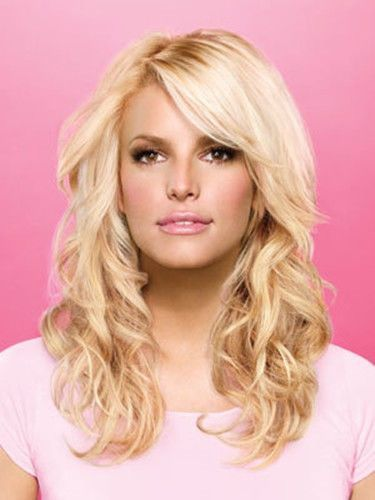 "Jessica Simpson Hair Extensions Hairdo 20"" Clip In Wavy Extension"