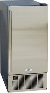 Under-Counter Ice Maker (Commercial Grade) contemporary-major-kitchen-appliances