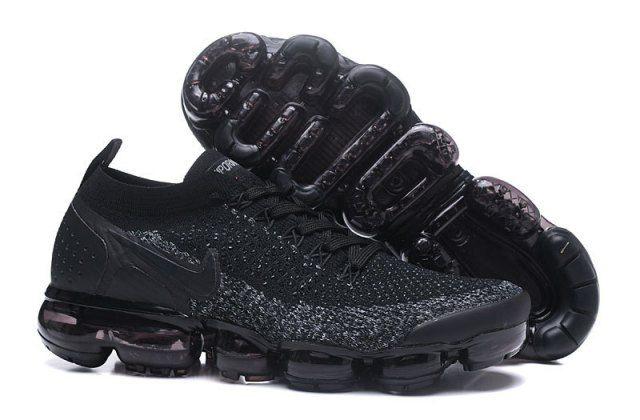 6c2f00ae4b4b3 Online Nike Air VaporMax Flyknit 2. 0 W Black Grey 942843 011 Mens ...
