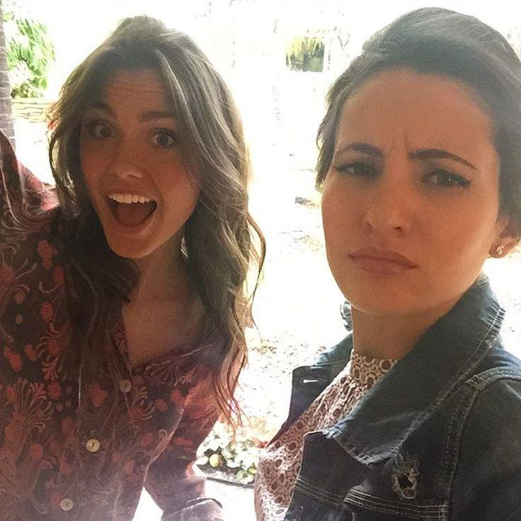 "The Shannara Chronicles on Instagram: ""Rainy LA, you can't rain on our parade! ☔️ #Shannara"""