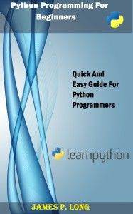 What Is Python Programming? Click here http://www.bookshelfpublications.com/quick-and-easy-guide-for-python-programming/