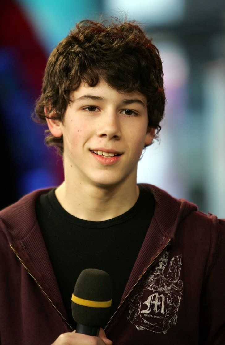 Pin for Later: Can You Pinpoint the Exact Moment You Started Crushing on Nick Jonas? 2006